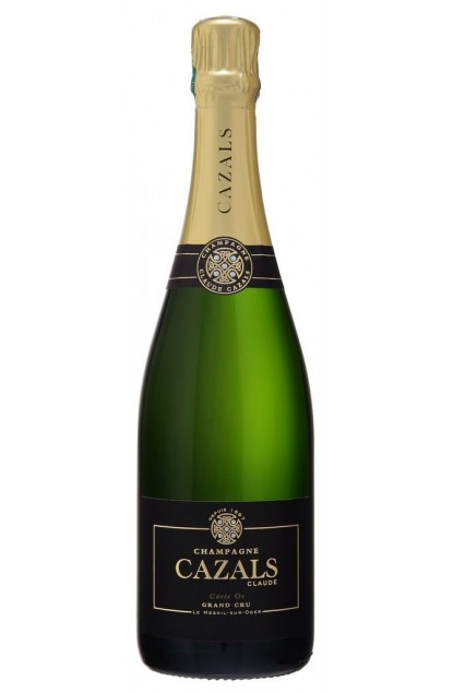 Claude Cazals Carte Or Champagne Grand Cru