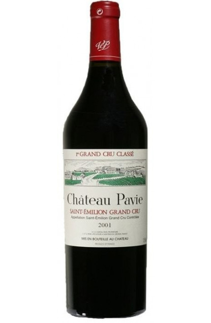Chateau Pavie 2001 Saint-Emilion Grand Cru Classe