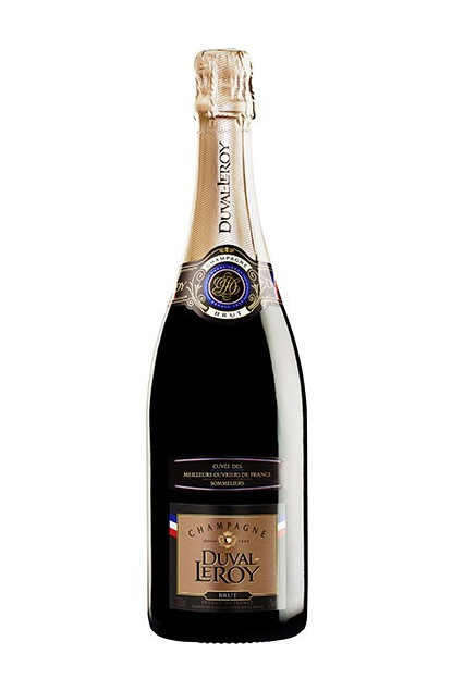 Duval-Leroy Cuvee des M.O.F Sommeliers Champagne