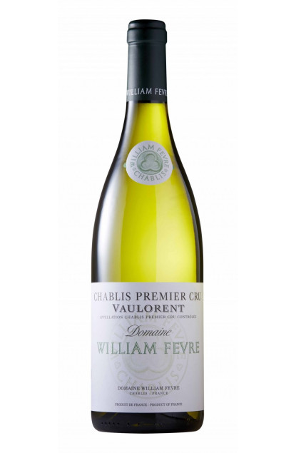 William Fevre Vaulorent 2015 Chablis Premier Cru
