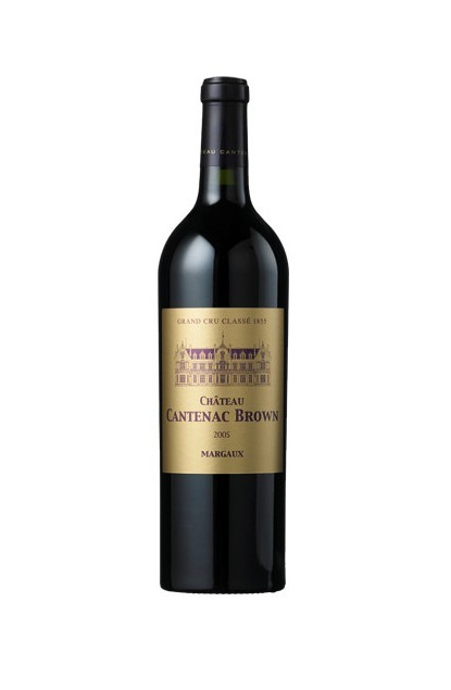 Chateau Cantenac Brown 2005 Magnum Margaux Grand Cru Classe