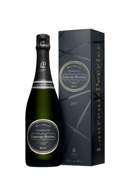 Laurent-Perrier Millesime 2007 Champagne