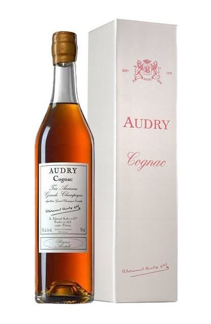 Audry Tres Ancienne Grande Champagne Reserve Aristide Cognac