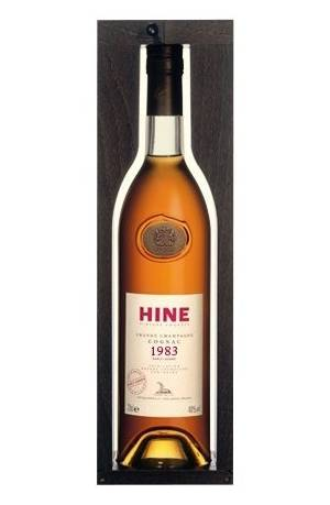 Hine Millesime 1983 Early Landed Cognac Grande Champagne