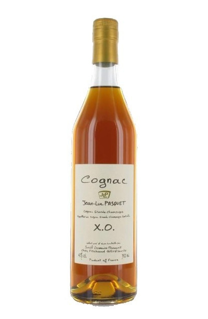 Jean-Luc Pasquet Cognac XO Grande Champagne 25 Years Old