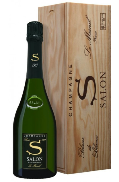 Salon 1997 Blanc de Blancs Champagne Grand Cru (Edition 20 years ...