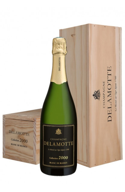 Delamotte Collection 2000 Blanc de Blancs Champagne