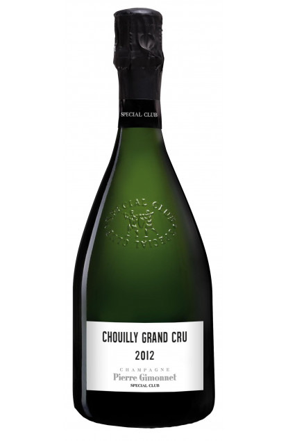Pierre Gimonnet & Fils Special Club Chouilly 2012 Champagne Grand Cru