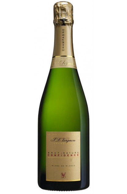 J.L. Vergnon Confidence 2010 Brut Nature Champagne Grand Cru