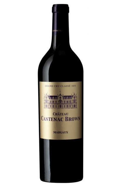 Chateau Cantenac Brown 2015 Margaux Grand Cru Classe