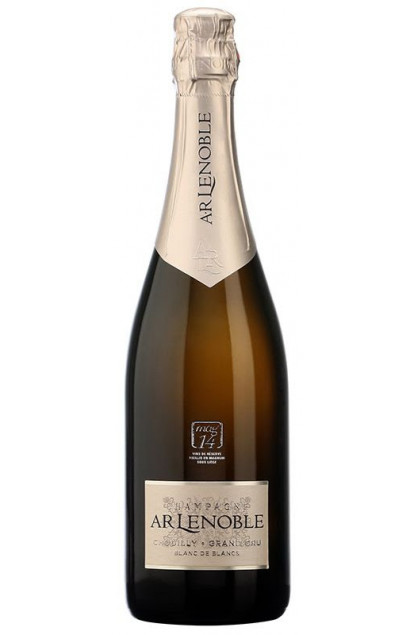"A.R. Lenoble Blanc de Blancs Chouilly ""mag 14"" Champagne Grand Cru"