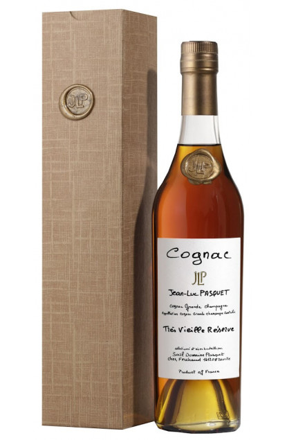 Jean-Luc Pasquet Cognac Tres Vieille Reserve Grande Champagne 45 Years Old