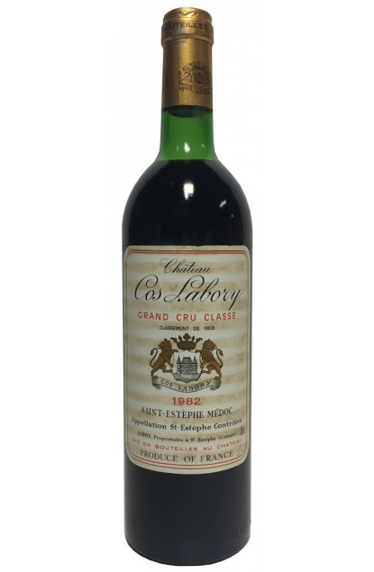 Chateau Cos Labory 1982 Saint-Estephe Grand Cru Classe