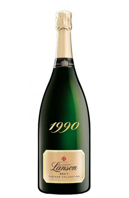 Lanson Vintage Collection 1990 Champagne