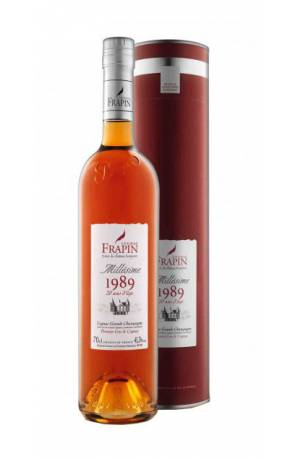 Frapin Chateau Fontpinot Millesime 1989 Cognac Grande Champagne