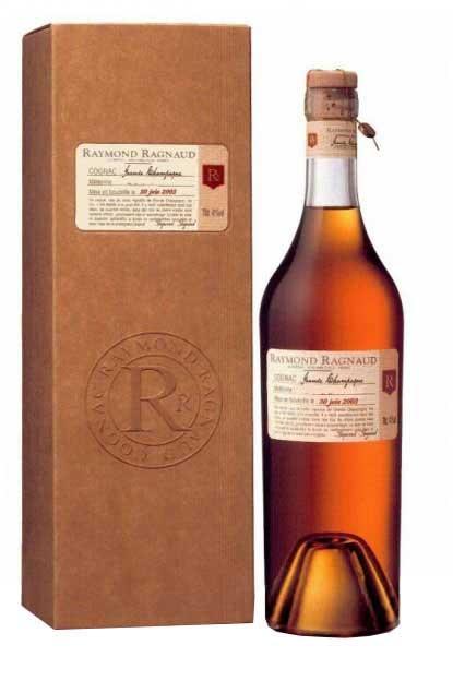 Raymond Ragnaud Vintage 1990 Cognac Grande Champagne