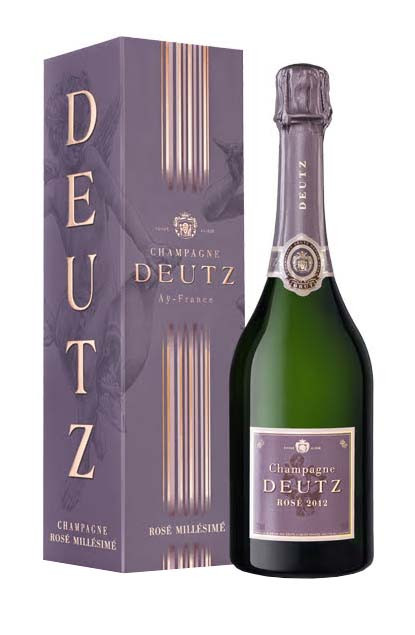 Deutz Rose Millesime 2013 Champagne