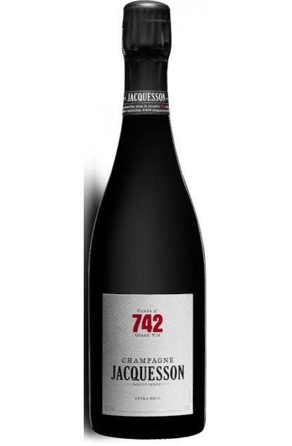 Jacquesson Cuvee 742 Champagne Extra Brut