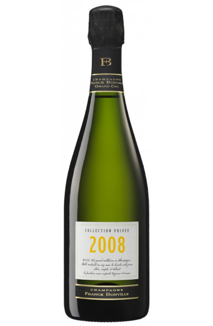 Franck Bonville Collection Privee 2008 Champagne Grand Cru