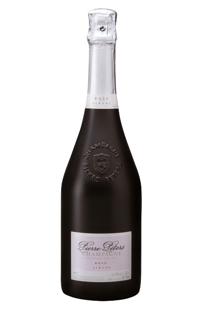 Pierre Peters Rose for Albane Champagne