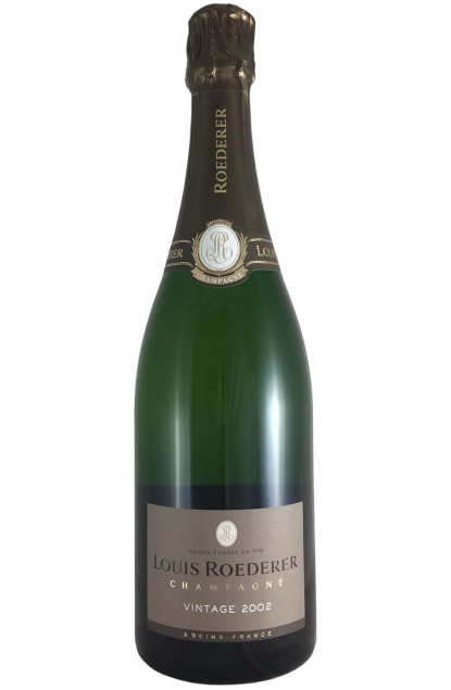 Louis Roederer Brut Millesime 2002 Champagne