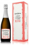 Louis Roederer Brut Nature Rose 2012 Champagne