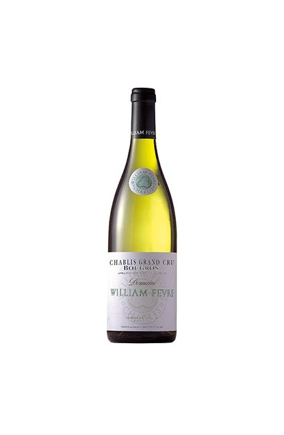 William Fevre Bougros 2015 Chablis Grand Cru