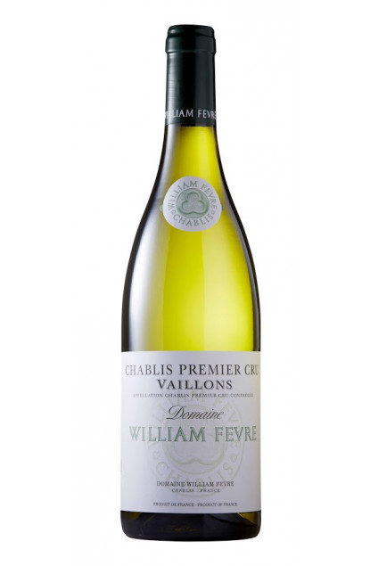 William Fevre Vaillons 2015 Chablis Premier Cru