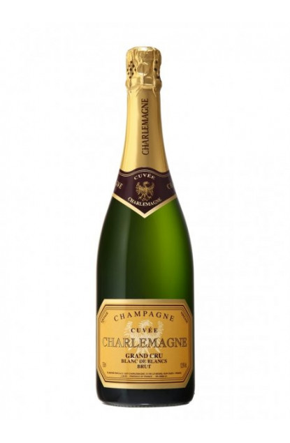 Guy Charlemagne Cuvee Charlemagne Les Coulmets 2013 Champagne Grand Cru