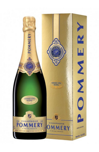 Pommery Brut Royal 2008 Champagne Grand Cru