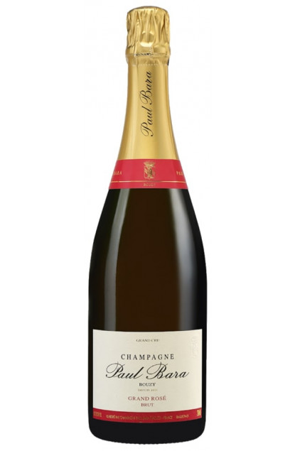 Paul Bara Grand Rose de Bouzy Champagne Grand Cru
