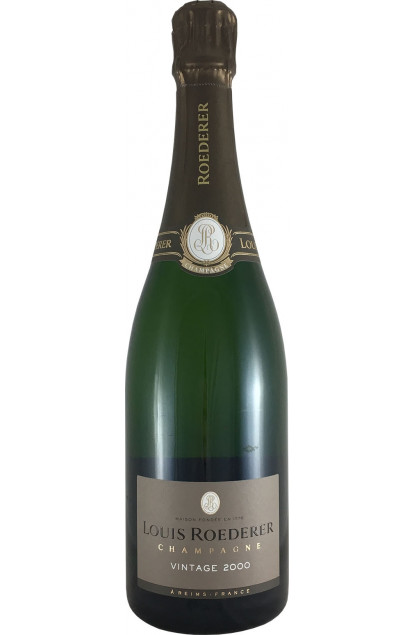 Louis Roederer Brut Millesime 2000 Champagne