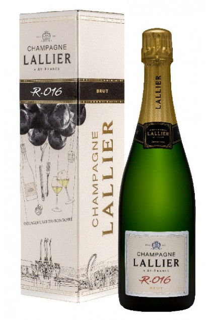 Lallier R.016 Brut Champagne
