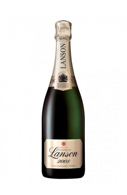 Lanson Vintage Collection 2008 Champagne