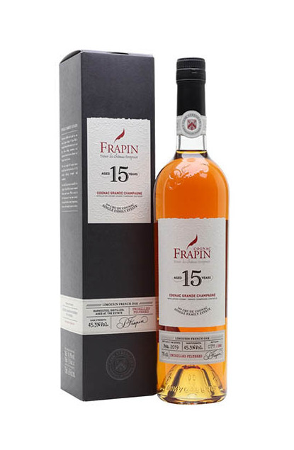Frapin 15 Years Old Cognac Grande Champagne