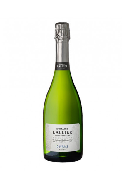 Lallier Ouvrage Champagne Grand Cru