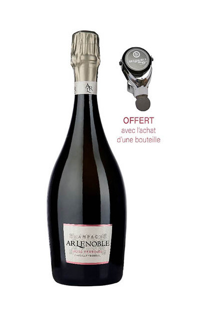 A.R. Lenoble Rose Terroirs Champagne