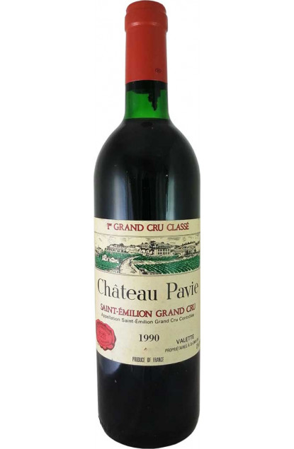 Chateau Pavie 1990 Saint-Emilion Grand Cru Classe