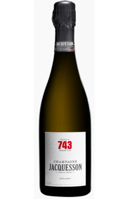 Jacquesson Cuvee 743 Champagne Extra Brut
