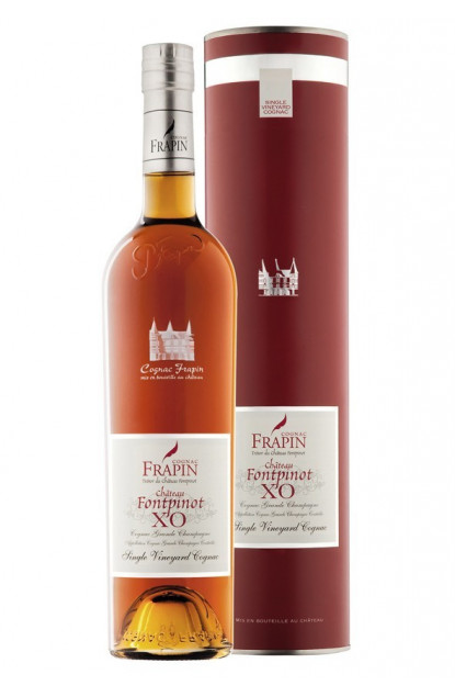 Frapin Chateau Fontpinot XO Cognac Grande Champagne