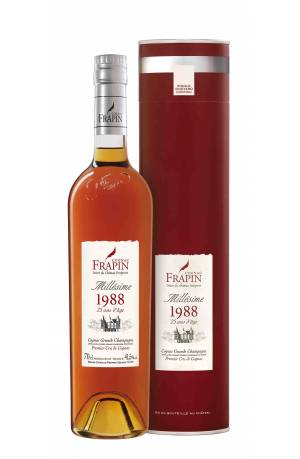 Frapin Chateau Fontpinot Millesime 1988 Cognac Grande Champagne
