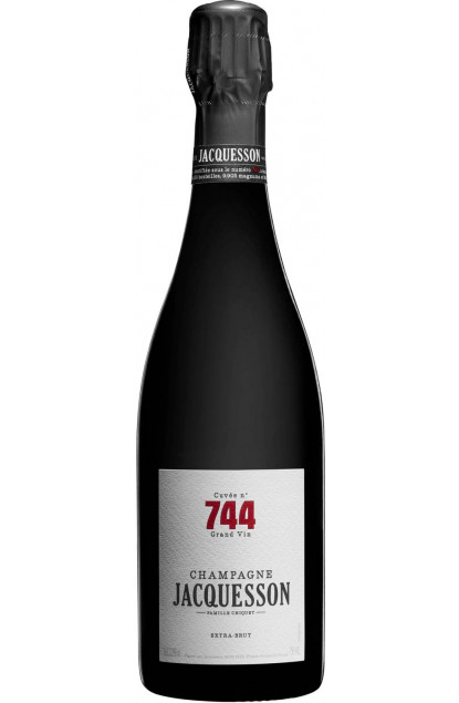 Jacquesson Cuvee 744 Champagne Extra Brut