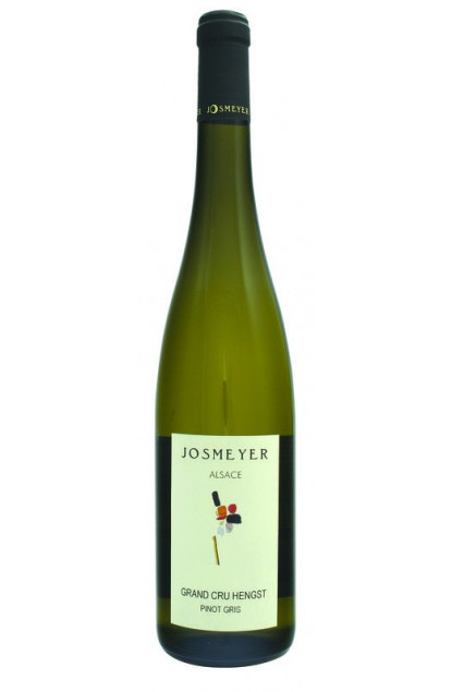 Josmeyer Pinot Gris Hengst L'Exception 2000 Alsace Grand Cru