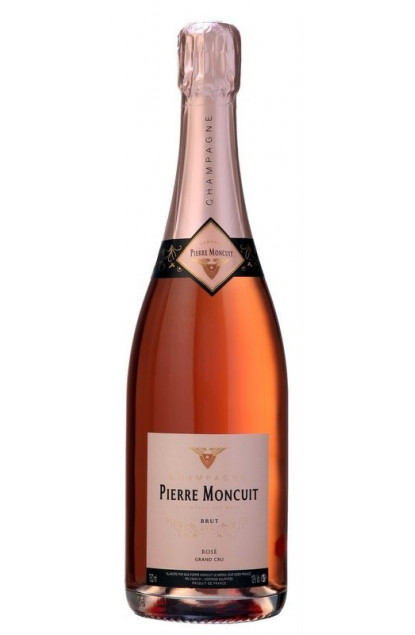 Pierre Moncuit Rose Champagne Grand Cru