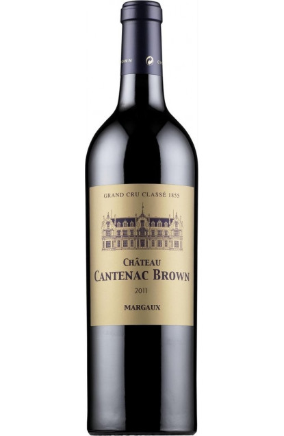 Chateau Cantenac-Brown 2011 Margaux Grand Cru Classe